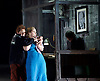 Jenufa<br /> by Leos Janacek (1854-1928)<br /> directed by David Alden <br /> conducted by Mark Wrigglesworth <br /> English National Opera <br /> at the London Coliseum, London, Great Britain <br /> rehearsal <br /> 21st June 2016 <br /> <br /> Laura Wilde as Jenufa <br /> <br /> <br /> Peter Hoare as Laca Klemen<br /> <br /> <br /> Photograph by Elliott Franks <br /> <br /> <br /> <br /> Image licensed to Elliott Franks Photography Services