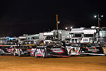 Jan 7, 2017; 6:15:31 PM; QUEEN CREEK, AZ., USA; 11th Annual Keyser Manufacturing Wild West Shootout at Arizona Speedway presented by O'Reilly Auto Parts. Mandatory Credit: (thesportswire.net)