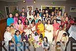 LIGHTS: A large community of Hindus gathered at The Killarney Court Hotel, Killarney to celebrate the Dabvali: The Festival of Lights on Saturday evening...