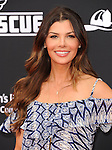 Ali Landry arriving at the Los Angeles premiere of Disney's Planes Fire and Rescue held at El Capitan Theatre Los Angeles, CA. July 15, 2014.