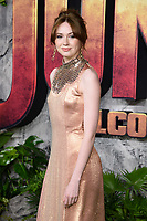 Karen Gillan at the &quot;Jumanji: Welcome to the Jungle&quot; premiere at the Vue West End, Leicester Square, London, UK. <br /> 07 December  2017<br /> Picture: Steve Vas/Featureflash/SilverHub 0208 004 5359 sales@silverhubmedia.com