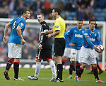 Lee McCulloch booked
