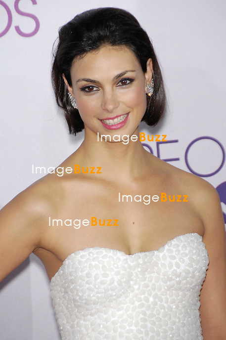 Morena Baccarin during the Peoples Choice Awards 2013, held at the Nokia Theatre, on January 9, 2013, in Los Angeles..