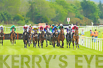 Action from the Killarney Races on Sunday .