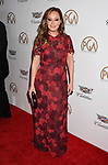 BEVERLY HILLS, CA - JANUARY 20: Actress/producer Leah Remini attends the 29th Annual Producers Guild Awards at The Beverly Hilton Hotel on January 20, 2018 in Beverly Hills, California.