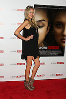 """LOS ANGELES - MAR 27:  Melissa Ordway at the """"A Girl Like Her"""" Screening at the ArcLight Hollywood Theaters on March 27, 2015 in Los Angeles, CA"""