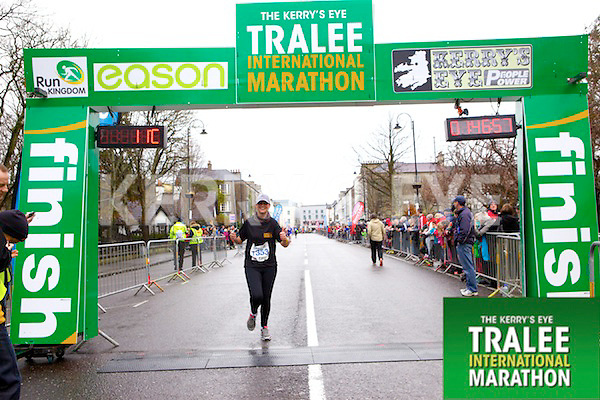 Mag Kenny 1353,  who took part in the Kerry's Eye Tralee International Marathon on Sunday 16th March 2014.