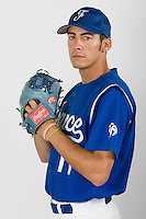15 Aug 2007: Matthieu Brelle-Andrade - Team France Baseball