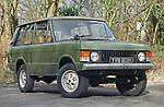 Land Rover: Range Rover