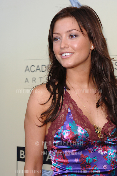 Actress/singer HOLLY VALANCE at the BAFTA/LA & Academy of TV Arts & Sciences 3rd Annual Tea Party honoring Emmy nominees..September 17, 2005  Los Angeles, CA..© 2005 Paul Smith / Featureflash