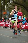 2019-03-03 Cambridge Half 012 TRo Finish