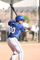 Blake Smith - Los Angeles Dodgers - 2010 Instructional League.Photo by:  Bill Mitchell/Four Seam Images..