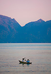 Young traditional fishers, Lobo Village, Triton Bay, Papua.