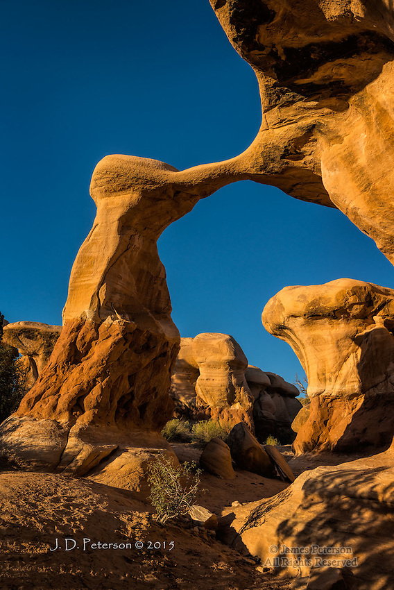 Metate Arch, near Escalante, Utah
