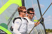 USST - Fred Strammer & Zach Brown 49er