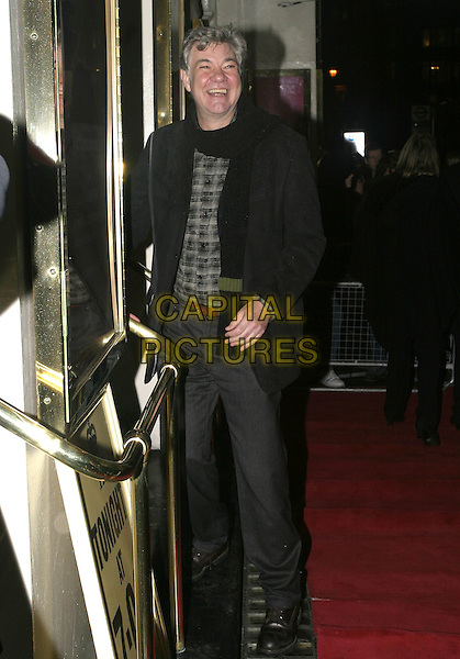 "MATTHEW KELLY.""Acorn Antiques: The Musical"" Press Night,.Royal Theatre Haymarket, London, February 10th 2005..full length.Ref: AH.www.capitalpictures.com.sales@capitalpictures.com.©Capital Pictures."