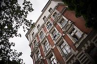 Wohnungen am Donnerstag (23.05.13) in Berlin Prenzlauer Berg. Der Senat stellt bei einer Pressekonferenz den Mietspiegel des Jahres 2013 vor. Foto: Timur Emek/CommonLens