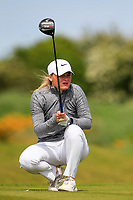 Shannon McWilliam (SCO) during the final round at the Irish Woman's Open Stroke Play Championship, Co. Louth Golf Club, Louth, Ireland. 12/05/2019.<br /> Picture Fran Caffrey / Golffile.ie<br /> <br /> All photo usage must carry mandatory copyright credit (&copy; Golffile | Fran Caffrey)