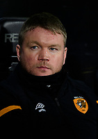 Hull City manager Grant McCann<br /> <br /> Photographer Chris Vaughan/CameraSport<br /> <br /> The EFL Sky Bet Championship - Hull City v Swansea City -  Friday 14th February 2020 - KCOM Stadium - Hull<br /> <br /> World Copyright © 2020 CameraSport. All rights reserved. 43 Linden Ave. Countesthorpe. Leicester. England. LE8 5PG - Tel: +44 (0) 116 277 4147 - admin@camerasport.com - www.camerasport.com