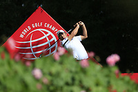 Mikumu Horikawa (JPN) on the 2nd tee during the 2nd round of the WGC HSBC Champions, Sheshan Golf Club, Shanghai, China. 01/11/2019.<br /> Picture Fran Caffrey / Golffile.ie<br /> <br /> All photo usage must carry mandatory copyright credit (© Golffile   Fran Caffrey)