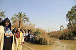 Armenian Orthodox Feast of the Baptism of the Lord in Qasr al Yahud