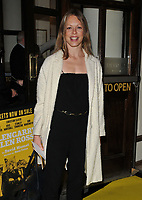 Kelly Adams at the &quot;Glengarry Glen Ross&quot; press night, Playhouse Theatre, Northumberland Avenue, London, England, UK, on Thursday 09 November 2017.<br /> CAP/CAN<br /> &copy;CAN/Capital Pictures