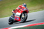MotoGP grand prix of Catalunya. during 14, 15 and 16 of june. Andrea Dovizioso.