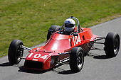 A 1982 Van Dieman driven by Drew Wilcox Long Sault, Ontario in the Formula open race at Circuit Mont-Tremblant