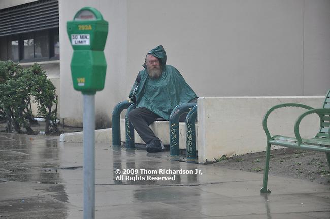 Homeless Man 2 Homeless Man, Van Nuys California