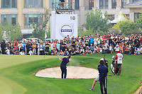 Julien Guerrier (FRA) during the final round of the Volvo China Open played at Topwin Golf and Country Club, Huairou, Beijing, China 26-29 April 2018.<br /> 29/04/2018.<br /> Picture: Golffile | Phil Inglis<br /> <br /> <br /> All photo usage must carry mandatory copyright credit (&copy; Golffile | Phil Inglis)