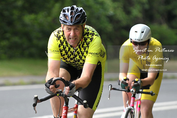 10.2 Mile Time Trial 2. Course E1/10A. Victoria Cycling Club. Essex. 25/06/2010. Credit Sportinpictures/Garry Bowden