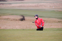 Jack Madden (Royal Portrush) during the 4th round of matchplay at the 2018 West of Ireland, in Co Sligo Golf Club, Rosses Point, Sligo, Co Sligo, Ireland. 03/04/2018.<br /> Picture: Golffile | Fran Caffrey<br /> <br /> <br /> All photo usage must carry mandatory copyright credit (&copy; Golffile | Fran Caffrey)