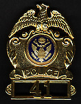 Policemen's Badge