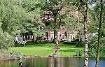 ESBEEK - Hotel aan de baan. Midden-Brabant Golfbaan. COPYRIGHT KOEN SUYK