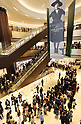 Opening ceremony for Tokyo Midtown Hibiya shopping mall