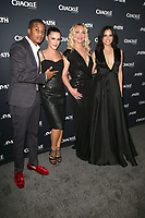 CULVER CITY, CA - MARCH 7: Cory Hardrict, Eva Mauro, Elisabeth Rohm and Katrina Law pictured at Crackle's The Oath Premiere at Sony Pictures Studios in Culver City, California on March 7, 2018. <br /> CAP/MPIFS<br /> &copy;MPIFS/Capital Pictures