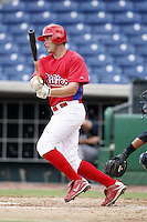 July 10, 2009:  First Baseman Darin Ruf (29) of the GCL Phillies during a game at Bright House Networks Field in Clearwater, FL.  The GCL Phillies are the Gulf Coast Rookie League affiliate of the Philadelphia Phillies.  Photo By Mike Janes/Four Seam Images