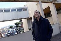 Roma, 11 Febbraio 2016<br /> Tour in periferia di Roberto Giachetti, candidato Sindaco di Roma per il PD<br /> A Tor Bella Monaca, municipio VI Roma delle Torri.<br /> Centro Commerciale Le torri