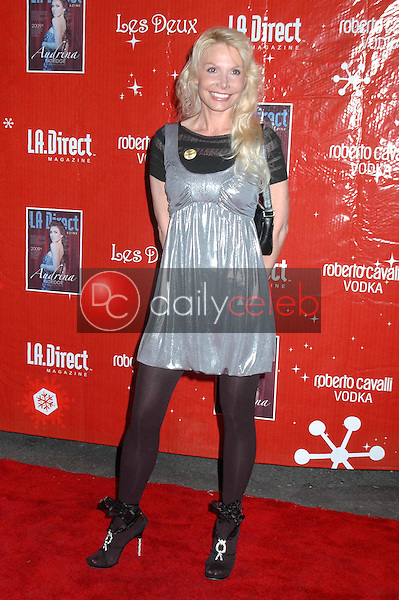 Agnes-Nicole Winter <br /> at LA Direct's 2nd Annual 'Remember to Give' Toy Drive. Les Deux, Hollywood, CA. 12-11-08<br /> Dave Edwards/DailyCeleb.com 818-249-4998