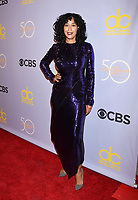 LOS ANGELES, CA - OCTOBER 04: Actress-model-comedian Tracee Ellis Ross attends the CBS' 'The Carol Burnett Show 50th Anniversary Special' at CBS Televison City on October 4, 2017 in Los Angeles, California.<br /> CAP/ROT/TM<br /> &copy;TM/ROT/Capital Pictures
