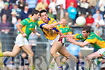 Antony Maher Feale Rngs Bernard Kelly South KerrySOUTH KERRY 0-10 FEALE RANGERS 0-7 . Feale Rangers v  South Kerry in AIB COUNTY FOOTBALL CHAMPIONSHIP QUARTER-FINALS on Sunday at  Austin Stacks Park, Tralee.