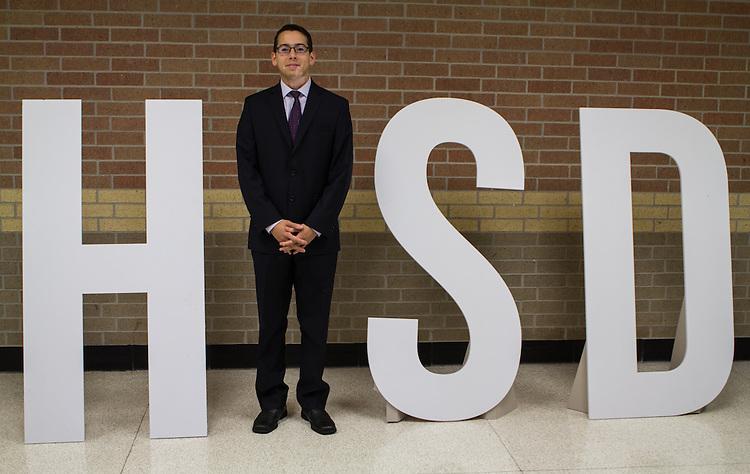 Marco Morales, Brookline Elementary School