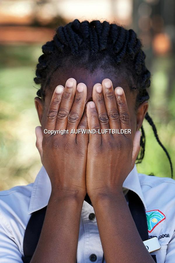 Teodensia NAMIBIA: Namibianische Frau