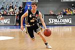 Mannheim 17.01.2009, NBBL Team S&uuml;d Simon Schmitz im Spiel NBBL S&uuml;d - NBBL Nord beim BBL Allstar Day in der SAP Arena<br /> <br /> Foto &copy; Rhein-Neckar-Picture *** Foto ist honorarpflichtig! *** Auf Anfrage in h&ouml;herer Qualit&auml;t/Aufl&ouml;sung. Belegexemplar erbeten.