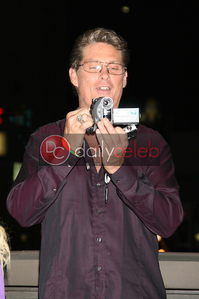 David Hasselhoff<br />at Celebrity Catwalk for Charity. The Highlands Nightclub, Hollywood, CA. 08-16-07<br />Dave Edwards/DailyCeleb.com 818-249-4998