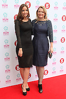 Jacqueline Jossa and her Mother arriving at the Tesco Mum Of The Year Awards 2014, at The Savoy, London. 23/02/2014 Picture by: Alexandra Glen / Featureflash