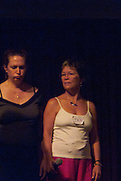 Students at Circlesongs workshop at Omega Institute, Rhinebeck NY