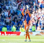 12.05.2019 Rangers v Celtic: Wes Foderingham