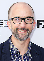 HOLLYWOOD, LOS ANGELES, CA, USA - JULY 14: Moby at the Los Angeles Premiere Of FX's 'You're The Worst' And 'Married' held at Paramount Studios on July 14, 2014 in Hollywood, Los Angeles, California, United States. (Photo by Xavier Collin/Celebrity Monitor)