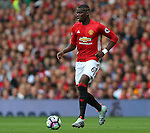 Paul Pogba of Manchester United during the Premier League match at Old Trafford Stadium, Manchester. Picture date: September 10th, 2016. Pic Simon Bellis/Sportimage